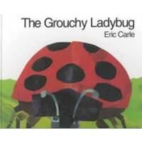 Eric Carle: Grouchy Ladybug 坏脾气瓢虫(精装) ISBN9780060270872