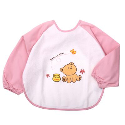 【当当自营】minimoto小米米 罩衣 1-2岁 粉红 YA03101P