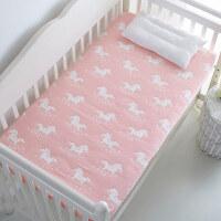 毛巾被六层纱布全棉婴儿床单午睡单人毯双人毛巾毯儿童纯棉空调被