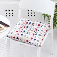 夏季椅垫办公室椅子坐垫屁垫软座垫加厚学生教室屁股凳子垫子J