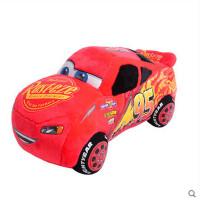 全店支持礼品卡 正版 赛车总动员公仔 闪电麦昆公仔汽车总动员3毛绒玩具儿童礼物