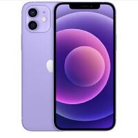 Apple 苹果 iPhone 12 苹果 全网通5G手机 256GB紫色