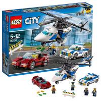 【当当自营】LEGO乐高高速追捕 60138