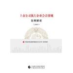 上市公司执行企业会计准则案例解析(2019)