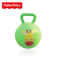 男孩费雪婴儿玩具0-1岁宝宝手抓球新生儿小皮球幼儿手摇铃3-6-12个月 室内益智玩具