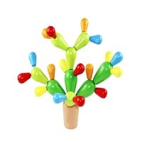 木质拆装积木儿童玩具 大号串珠绕珠 1-3-6岁宝宝