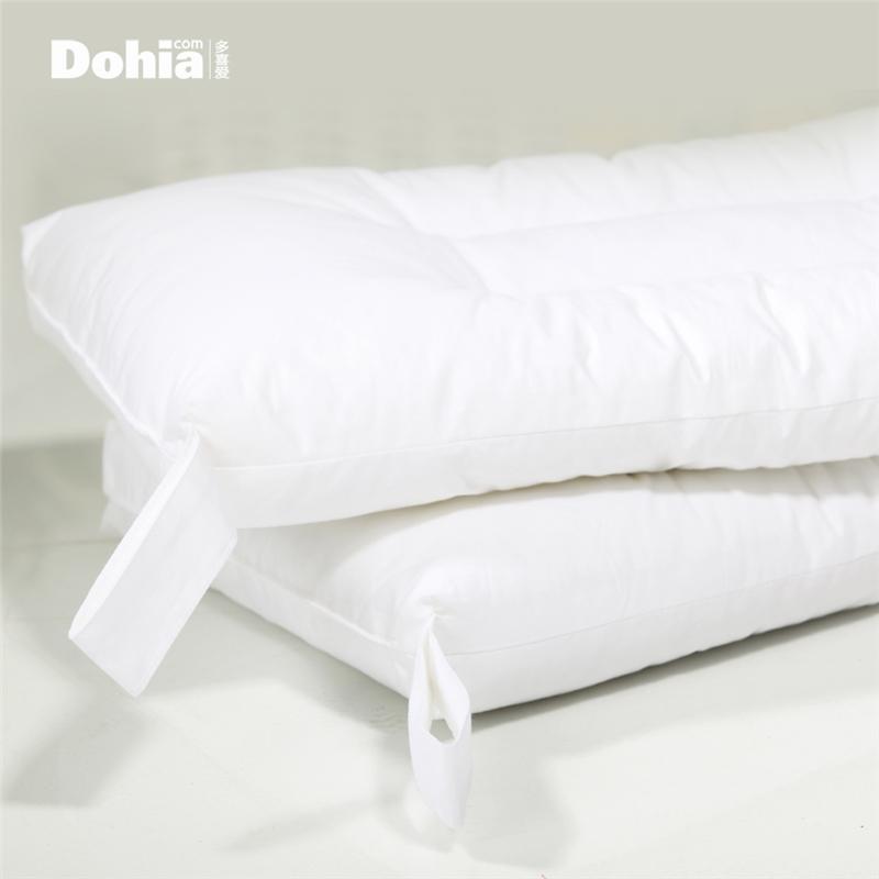 多喜爱家纺可水洗儿童枕小孩枕芯儿童枕头单人儿童枕头芯床上用品可水洗儿童枕 易打理方便收纳