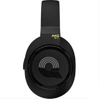 AKG 爱科技 N90Q 真正黑科技一键定制声音 自动校准高解析头戴式HIFI耳机 黑色