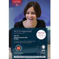 ACCA P6 Advanced Taxation FAs 2016(Revision Kit) 高级税务(练习册)