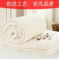 新疆棉被棉絮纯棉花被子被芯学生宿舍垫被3斤春夏薄被子褥子棉胎 1