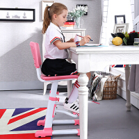 御目 学习椅 简约学生家用可升降椅子人体工学椅矫姿椅男孩女孩写字椅满额减限时抢礼品卡儿童家具
