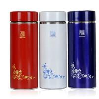 富光茗派生态杯陶瓷内胆FGL-3280礼品茶杯大容量养生茶杯男士女士280ml