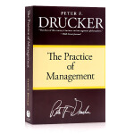 管理的实践 英文原版 The Practice of Management 彼得德鲁克 Peter F. Drucke
