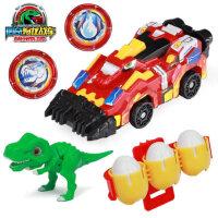 心奇爆龙暴龙战车之驯龙斗士新奇恐龙蛋升级版霸王龙星奇玩具男孩