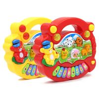 特价动物农场音乐琴宝宝早教儿童玩具电子琴婴幼儿女孩益智音乐琴
