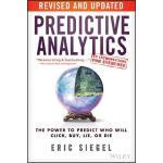 【预订】Predictive Analytics The Power to Predict Who Will Clic