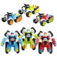 变形金刚玩具汽车机器人儿童1-2-3-4-5-6周岁益智力男孩幼儿玩具
