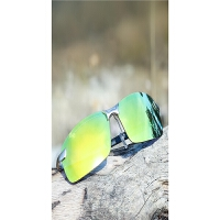 新款钓鱼望远镜眼镜 高清看漂拉近放大老花近视增晰垂钓鱼用眼镜