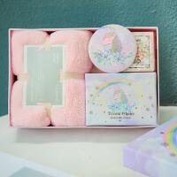 毛巾伴手礼创意回礼礼物成品含糖礼盒伴娘结婚喜糖盒子满月礼品 伴手礼
