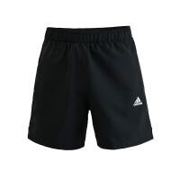 Adidas阿迪达斯 男裤 运动休闲透气跑步训练短裤 S17593