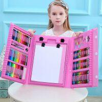 小学生画画学习文具礼盒美术绘画水彩笔生日礼物六一儿童画笔套装