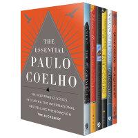 The Essential Paulo Coelho,保罗科埃略六本精选集 牧羊少年奇幻之旅 朝圣 韦罗妮卡决定去死