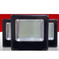 LED投光灯户外防水灯100瓦200w广告灯室外照明射灯庭院工厂房路灯