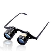 10倍眼镜式望远镜/钓鱼望远镜/66克轻/微光夜视