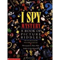 I Spy: Mystery 10th Anniversary Edition 视觉大发现:10周年纪念版 97805