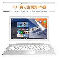 酷比魔方 iwork10 pro 10.1英寸双系统PC平板电脑二合一WIN10安卓