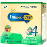【 美赞臣奶粉】美赞臣4段安儿健A+ 儿童配方奶粉4段1200g 400g*3袋装