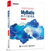 MyBatis从入门到精通 mybatis框架架构设计源代码开发书 mybatis编程书籍 mybatis程序设计 计