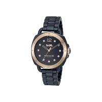 【网易考拉】COACH 蔻驰 黑金钢带时尚休闲女士腕表