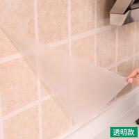 厨房防油贴纸耐热柜灶台用油烟机墙贴瓷砖墙纸吸油防水自粘