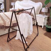 欧式室内家用休闲秋千吊床户外室外庭院阳台花园铁艺懒人吊椅SN7508