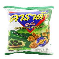 泰国进口卡啦哒海苔味米球17克膨化米球休闲零食