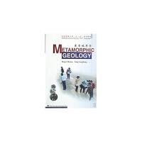 变质地质学(英) 书 (英)梅森//桑隆康 中国地质大学