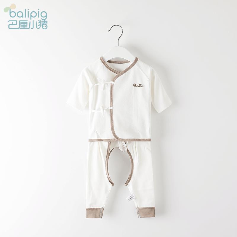 初生儿和尚服宝宝套装初生婴儿内衣春秋款睡衣