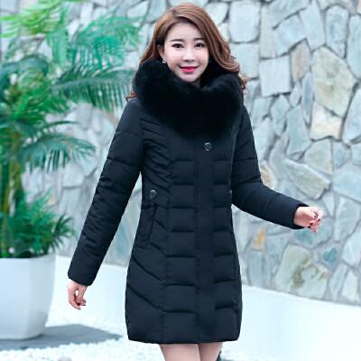 妈妈棉衣中老年女装冬装中长款羽绒中年女新款外套40岁50 一般在付款后3-90天左右发货,具体发货时间请以与客服协商的时间为准