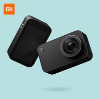 小米 米家小相机wifi蓝牙连接高清迷你便携旅游摄影数码运动相机