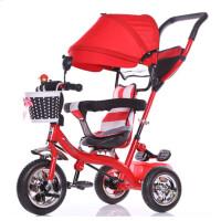 全店支持礼品卡儿童三轮车脚踏车2-3-5岁小孩婴儿童车宝宝手推车一键旋转