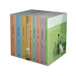 林达作品集(全九册):带一本书去巴黎+扫起落叶好过冬+近距离看美国1-4+像自由一样美丽+西班牙旅行笔记+一路走来一路读