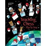 【预订】Teaching Chess Step by Step, Book 3: Activities