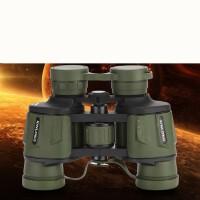 望远镜高清夜视人体高倍特种兵演唱会双筒透视手机儿童打猎 军绿色