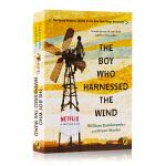 驭风少年The Boy Who Harnessed the Wind 英文原版小说 美国前副总统阿尔戈尔推荐 相信梦想