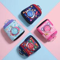 韩国KK树幼儿园书包男童宝宝3-5岁可爱女童潮双肩防走失儿童背包