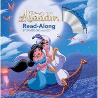 Read-Along系列:Aladdin 阿拉丁神灯(书+CD) ISBN9781423146889