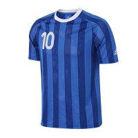 adidas阿迪达斯男装短袖T恤2018足球运动服AZ9712
