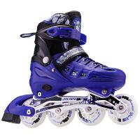 溜冰鞋单直排轮滑鞋儿童全套装初学者男女成年旱冰鞋滑冰