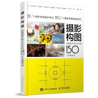 正版 摄影构图 迅速提升照片水平的150个关键技法 摄影构图教程书 摄影技巧基础入门教材书籍